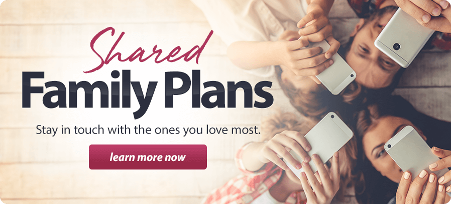 Family Plans - Learn More